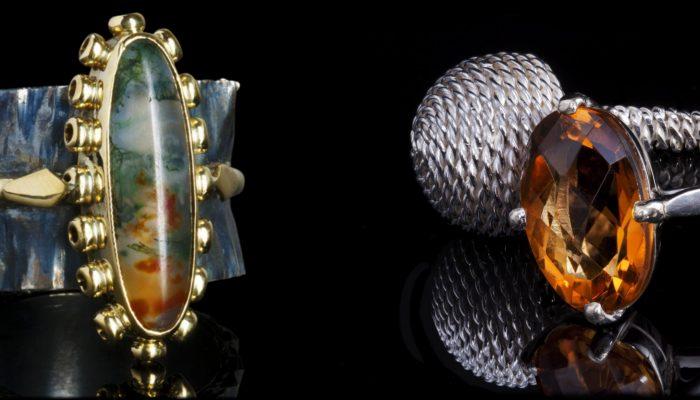 Oma's ring vermaken tot moderne ring